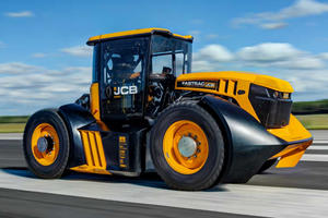 This Is The Fastest Tractor...In The World