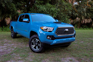 2019 Toyota Tacoma Test Drive Review: The Taco Will Never Die