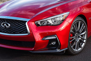Genesis Thinks Infiniti Has A Major Problem