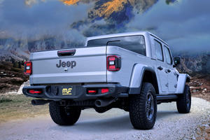 Listen To The First Aftermarket Exhaust For The Jeep Gladiator