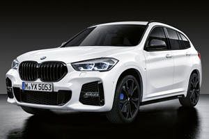 BMW M Performance Revealed For 3 New Models
