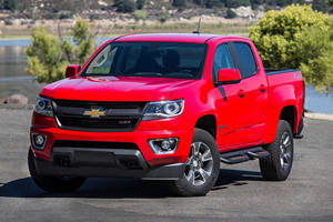 Finally! Fresh Details About The All-New Chevy Colorado