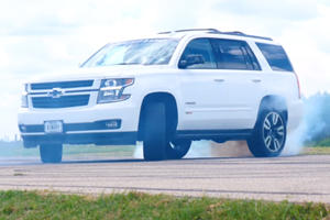 Chevy Tahoe Transformed Into Performance Animal