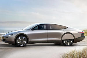 This New Electric Car Has A Revolutionary Power Source