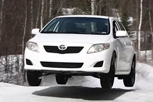 Can You Rally A Toyota Corolla?