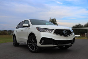 2019 Acura MDX Test Drive Review: A-Spectacular New Look