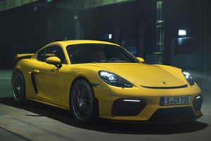 Porsche 718 Cayman GT4 First Look Review: Simply The Best