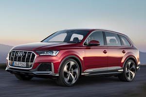 2020 Audi Q7 Facelift Steals Style And Tech From Q8