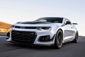 Wait! The Chevy Camaro Isn't Being Discontinued After All!?