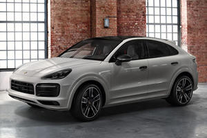Porsche Cayenne Coupe Gets An Exclusive Touch