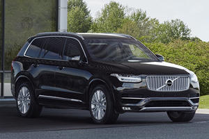 The Volvo XC90 Armoured Is Perfect For Stylish Dictators
