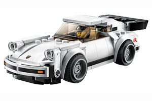 Young Porsche Fans Can't Afford This Lego 930 Turbo