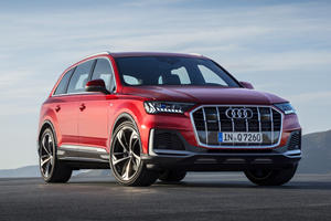 2020 Audi Q7 First Look Review: A Much-Needed Facelift