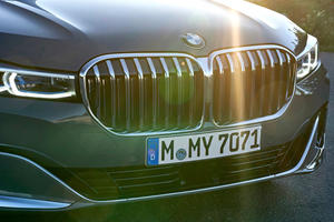 BMW Explains Why New 7 Series' Grille Is Massive