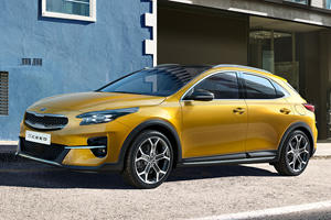 All-New Kia XCeed Is The Gorgeous Crossover We Crave