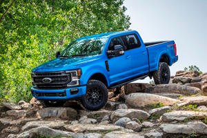 Say Hello To The 2020 Ford F-Series Super Duty Tremor