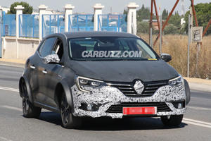 Could This Test Mule Actually Be The New Mitsubishi Evo?