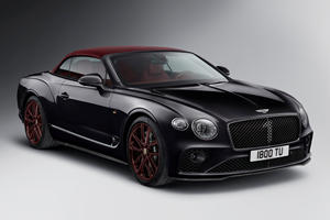 You'll Have To Beg Bentley To Buy Its Last Centenary Special Edition