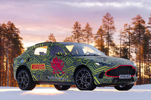 Aston Martin Takes Fresh Approach With Supercar SUV