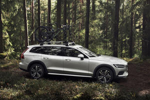 Volvo Puts A Price On Its Rugged V60 Cross Country