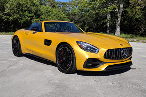 The Mercedes-AMG GT Lineup Is Almost As Confusing As The Porsche 911