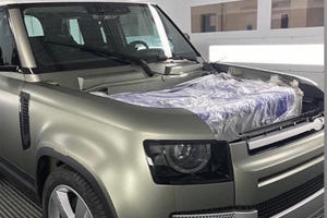 Latest Land Rover Defender Leak Leaves A Lot To Be Desired