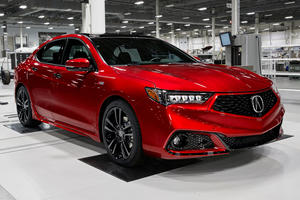 2020 Acura TLX PMC Edition Arrives With A Premium Price Tag