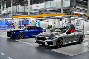 BMW's Hottest New Models Enter Production