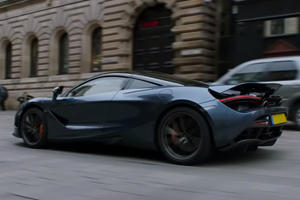McLaren 720S Stars In Action-Packed Fast & Furious Trailer