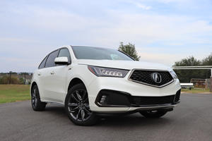 How Does The 2019 Acura MDX A-Spec Stack Up Against Its Rivals?