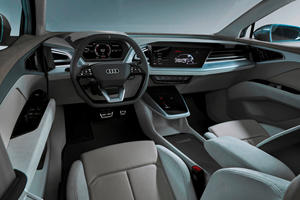 Audi Is Already Tired Of Its Huge Virtual Cockpit