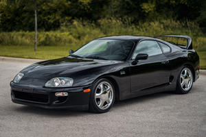 A 1997 Toyota Supra Just Sold For $176,000