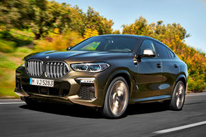 2020 BMW X6 First Look Review: Evolution At Its Finest
