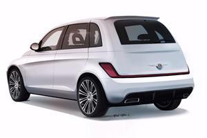 A Modern Chrysler PT Cruiser Looks Better Than You'd Expect