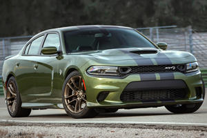 Dodge Charger Hellcat Owner Arrested For Being A Colossal Idiot