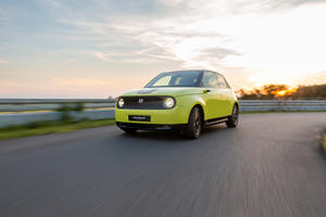 The Honda e Is An Electric Car Designed To Have Fun