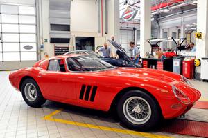 Ferrari 250 GTO Legally Ruled A Work Of Art