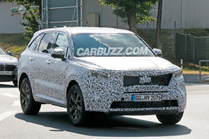 Redesigned Kia Sorento Will Be A Stunning SUV