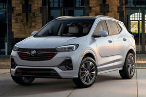 2020 Buick Encore GX First Look Review: Staying Ahead Of The Curve