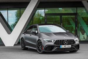 2020 Mercedes-AMG CLA 45 Arrives With 382 Horsepower