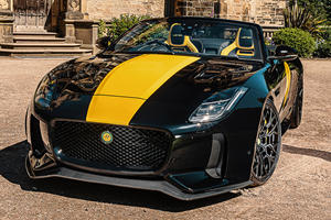 Lister's Insanely Fast F-Type Convertible Is Finally Here