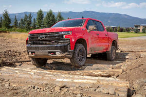 Chevrolet Realizes We Like Off-Road Trucks