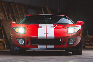 This 2006 Ford GT Has Shockingly Low Miles