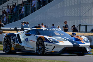 $1.2-Million Ford GT MkII Is A 700-HP Track Monster