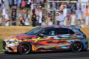 Mercedes-AMG A45 S Hatchback Stuns Europe With 416 HP