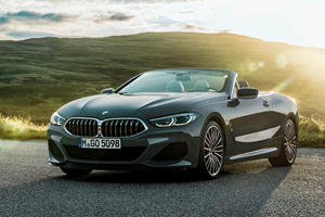 BMW 8 Series Convertible
