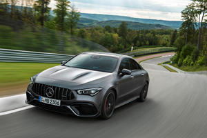 2020 Mercedes-AMG CLA 45 First Look Review: US Gets Shortchanged