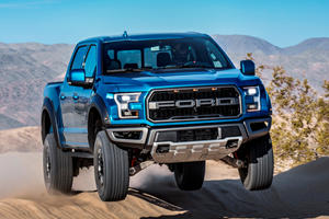 Ford Has Another F-150 Surprise On The Way?