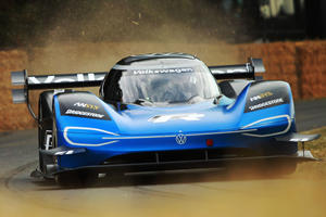 Volkswagen's ID.R Hillclimber Smashes Another Record