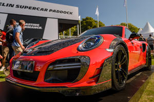 Modded Porsche 911 Turbo S Has More Power Than A GT2 RS